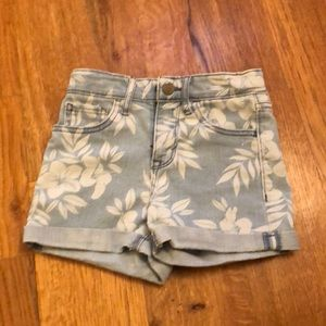 Gap Kids floral shorts